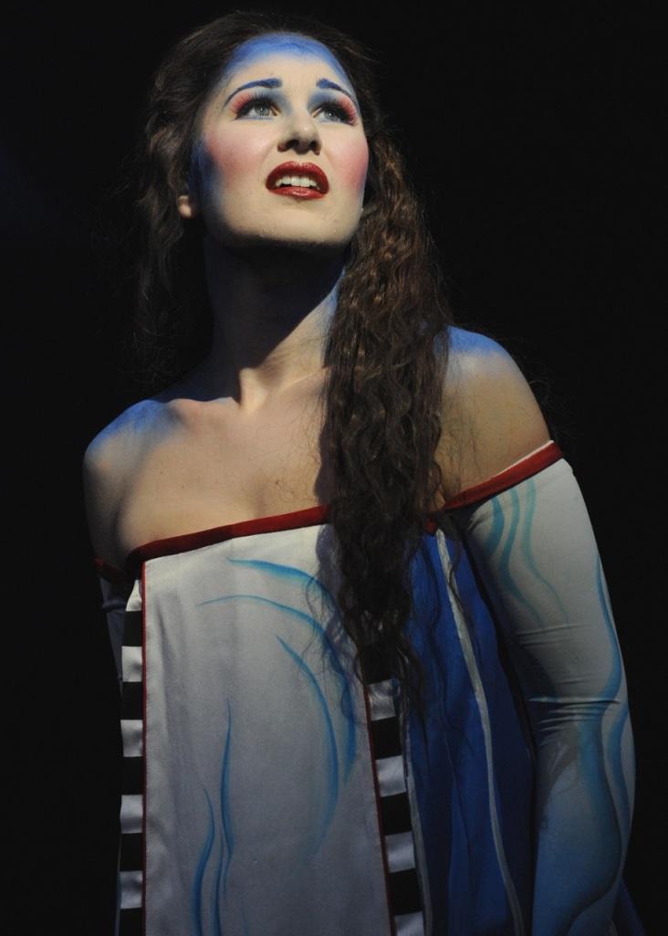 Opera Australia Magic Flute Gaica Pamina