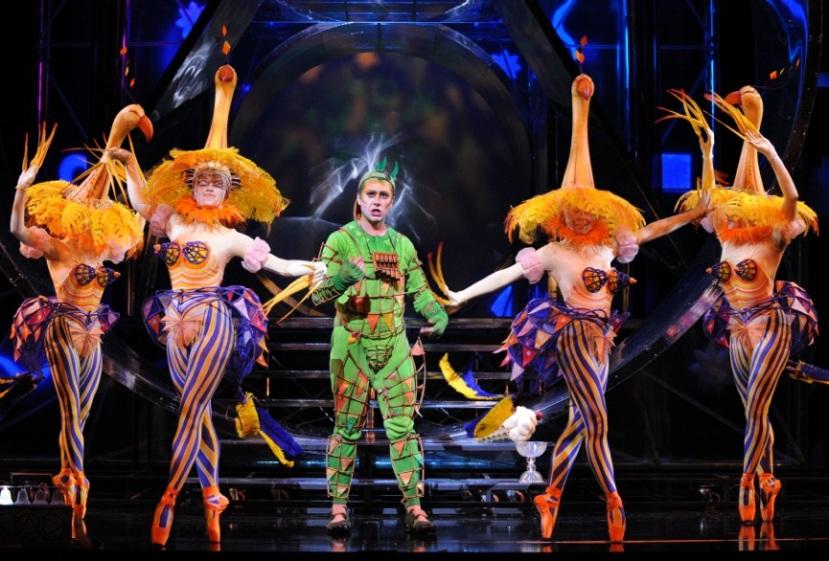 Opera Australia Magic Flute Gaica Papageno 4 birds