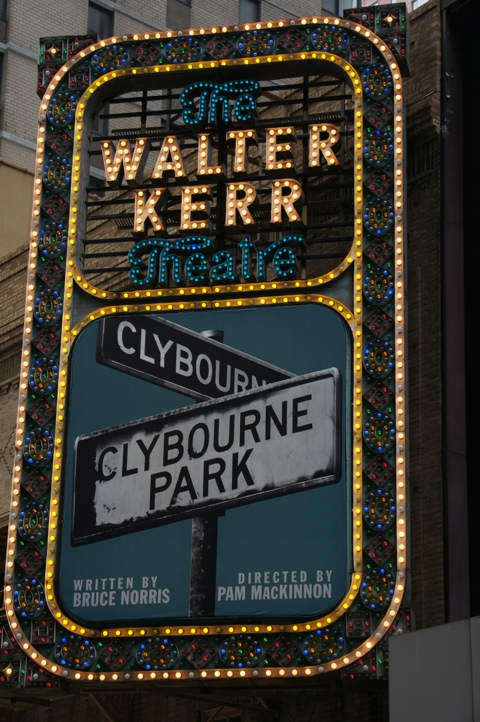Clybourne Park marquee.jpg