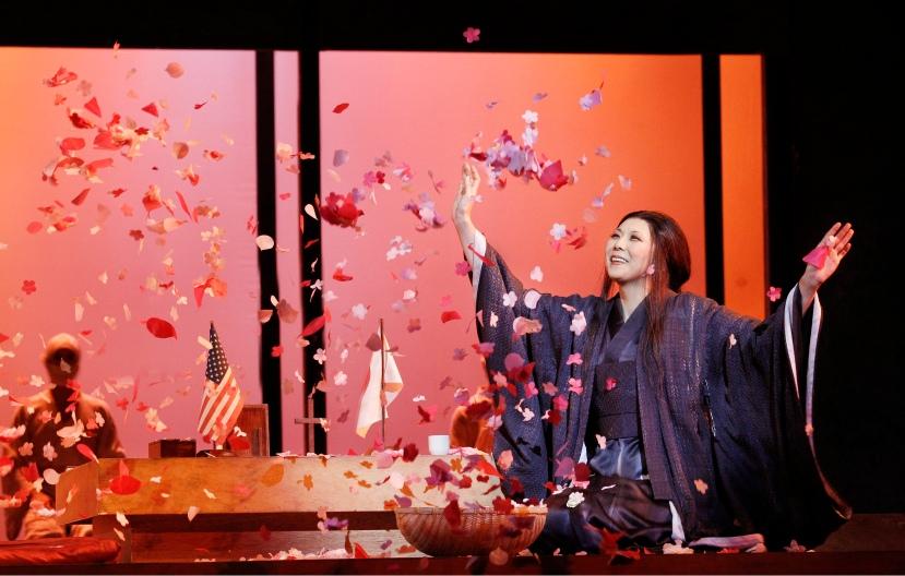 Opera Austraila Madama Butterfly Hiro Omura