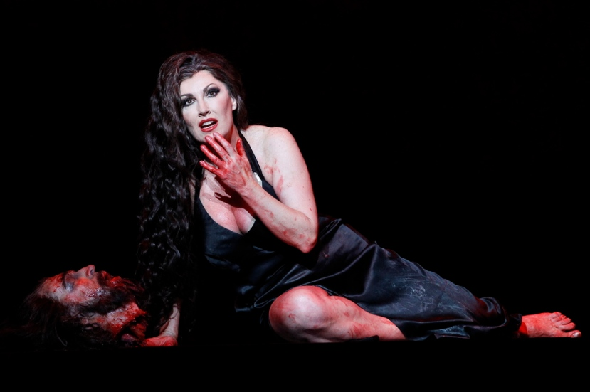 Cheryl Barker as Salome Opera Australia's SALOME