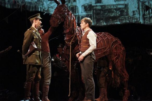 War Horse Australia Nicholls and Albert (Cody Fern)