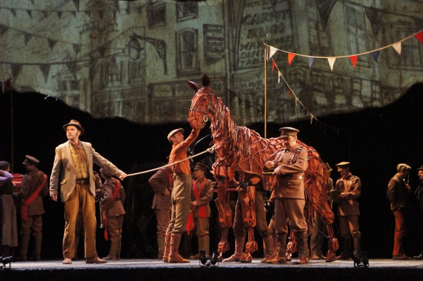 War Horse Australia Ted sells Joey