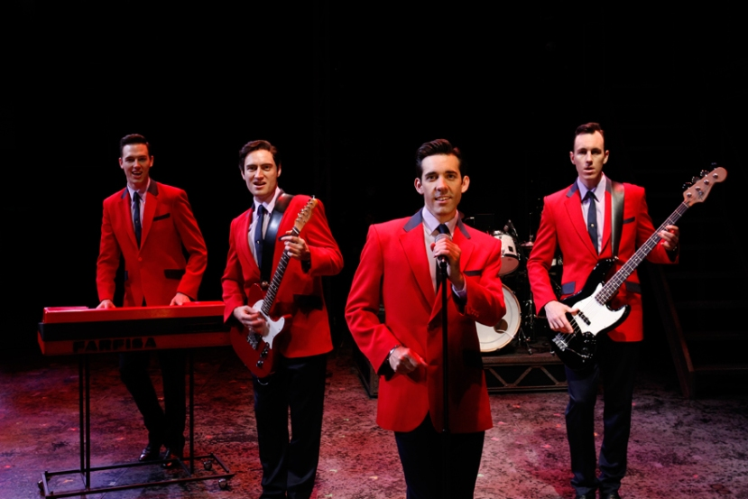 Jersey Boys Melbourne 2013 four seasons