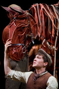 War Horse Australia Joey and Albert (Cody Fern)