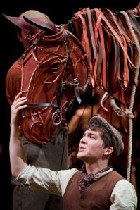 War Horse Australia Joey and Albert (Cody Fern)