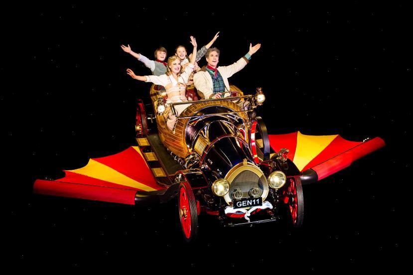 Chitty Chitty Bang Bang Australia Car