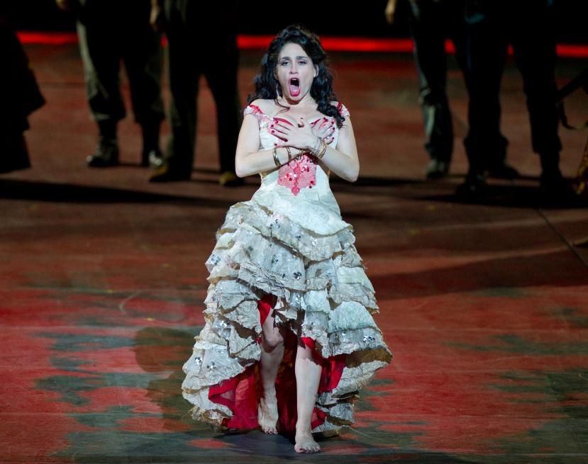 Carmen Handa Opera on Sydney Harbour Rinat Shaham