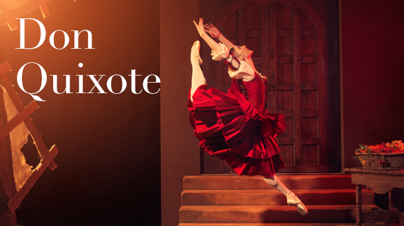 Don Quixote Main headline Image