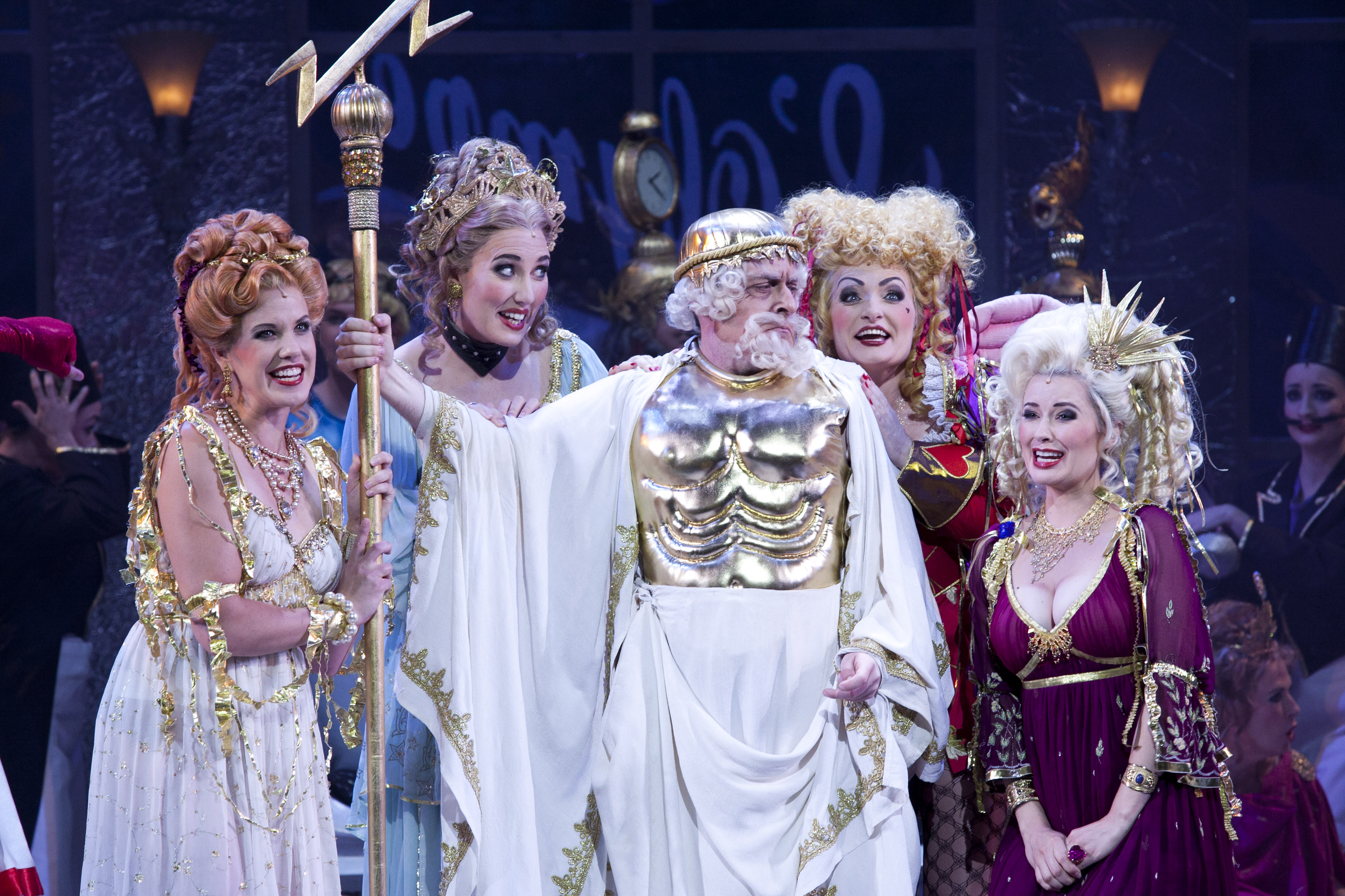 Opera Australia: Orpheus in the Underworld review   Simon ...