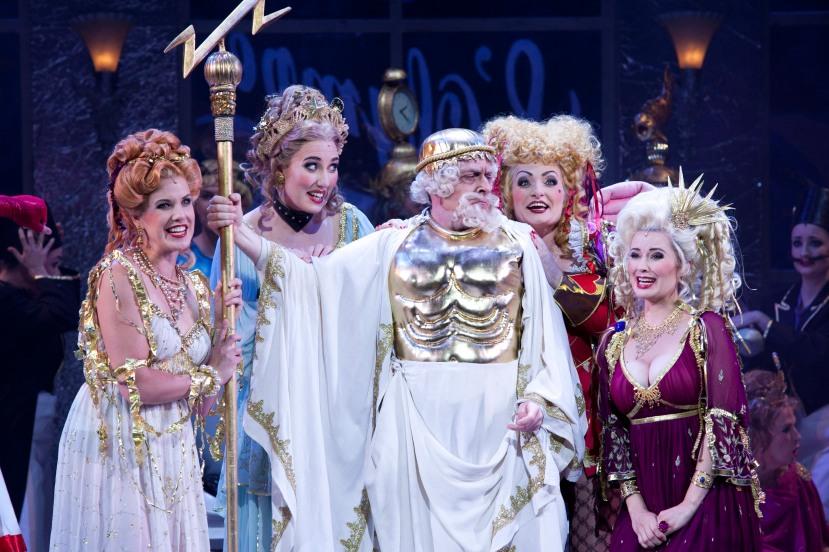 Opera Australia Orpheus in the Underworld