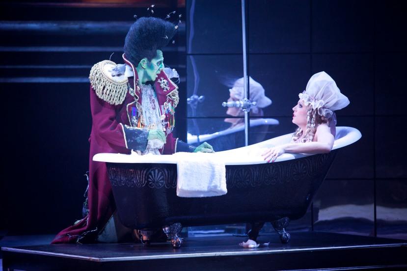 Opera Australia Orpheus Mitchell Butel, Rachelle Durkin