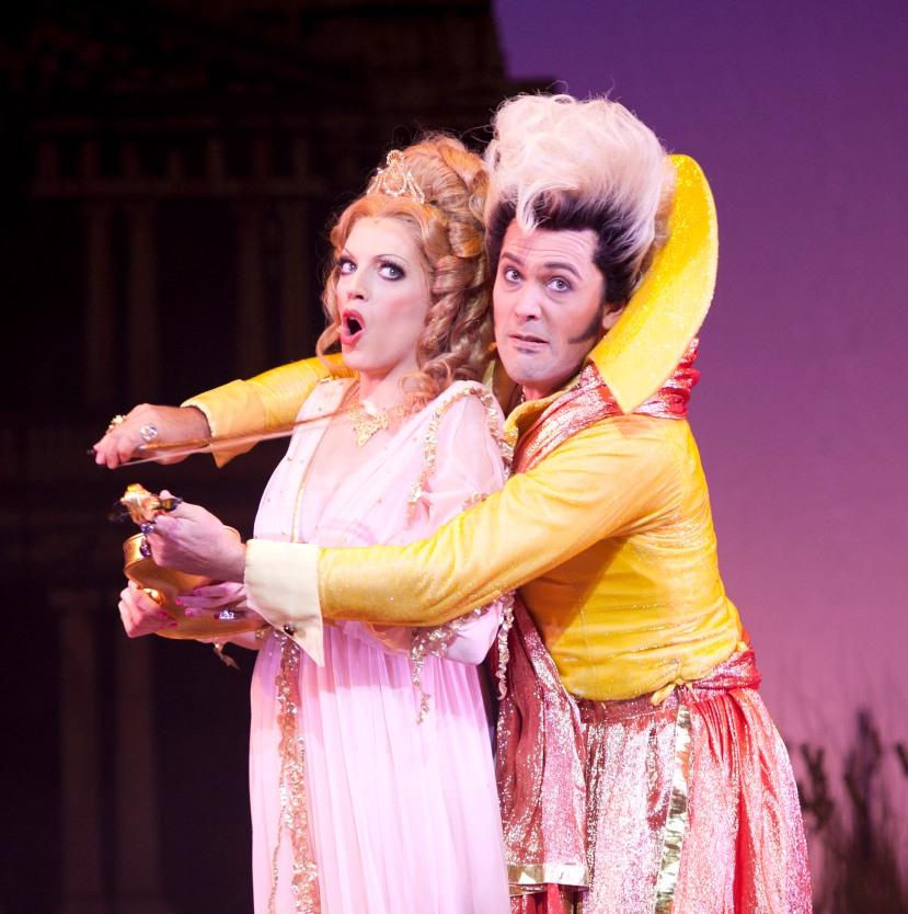 Opera Australia Orpheus Rachelle Durkin, Andrew Brunsdon