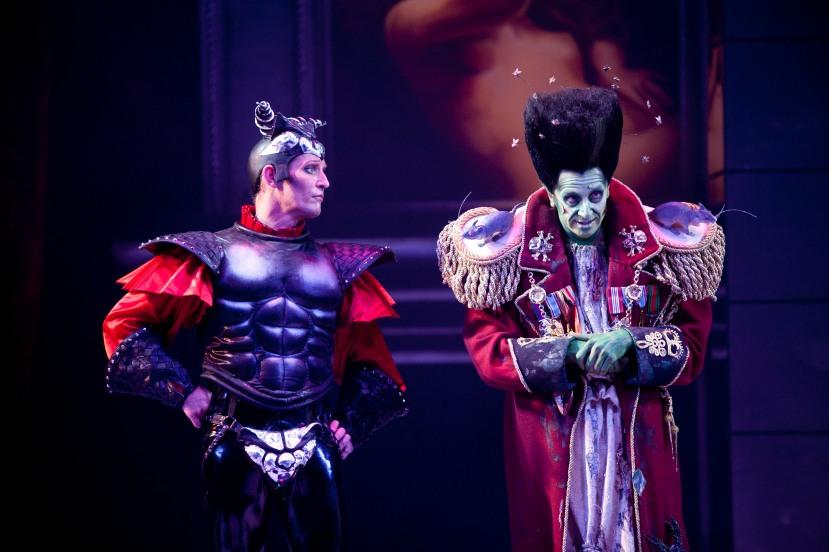 Opera Australia Orpheus Todd McKenney, Mitchell Butel