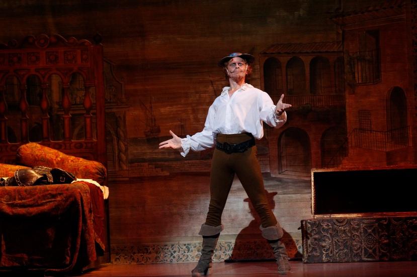Steven Heathcote Don Quixote 2013 The Australian Ballet
