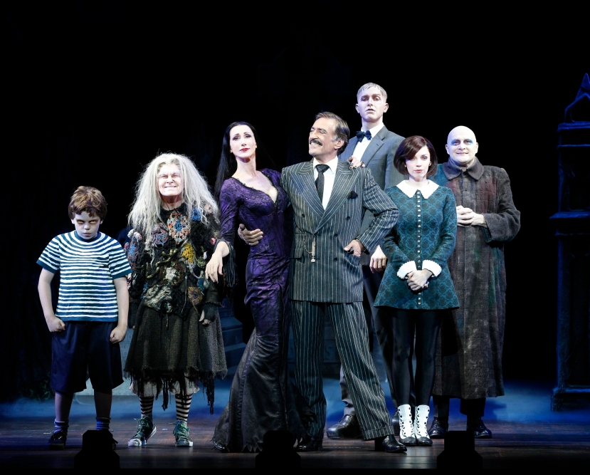 The Addams Family Australia