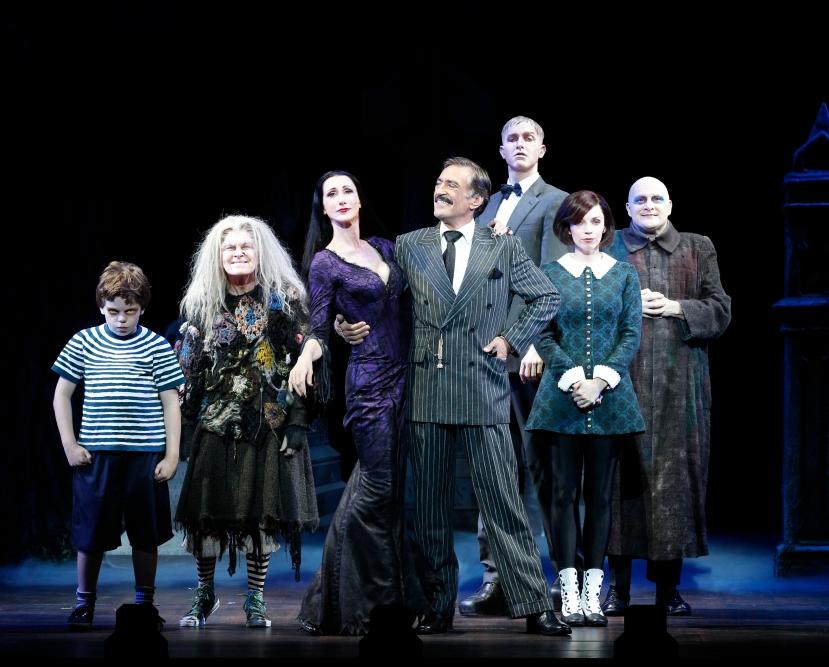 The Addams Family Australia