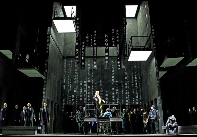 Opera Australia A Masked Ball Ulrica
