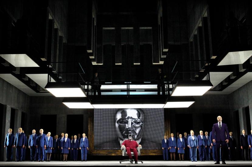 Opera Australia A Masked Ball