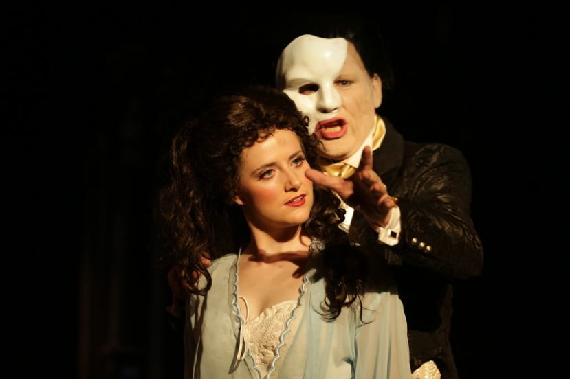 CLOC Phantom of the Opera Phantom, Christine