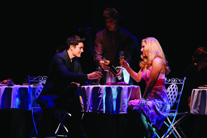 Legally Blonde Rob Mills, Lucy Durack