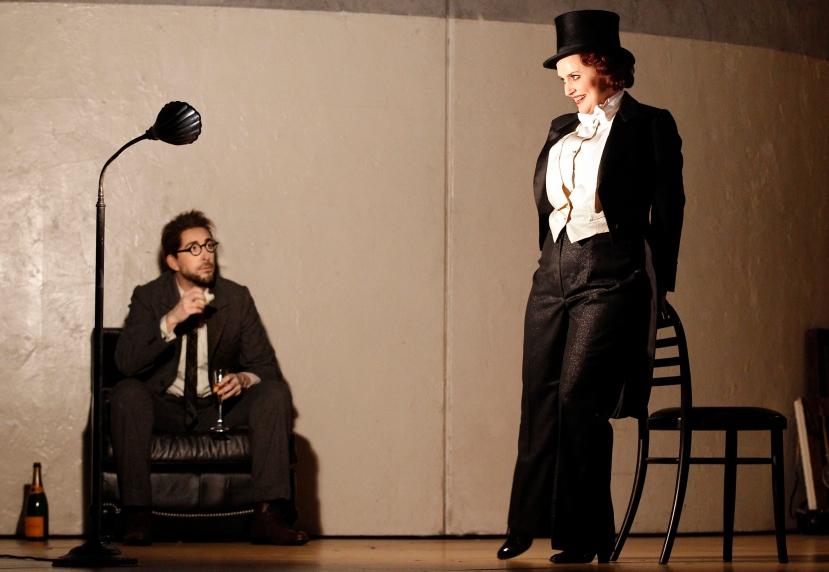 Opera Australia Partenope Breen, Matthews