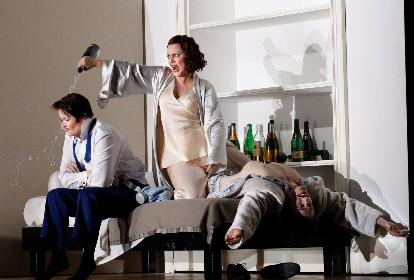Opera Australia Partenope Carby, MAtthews, Field