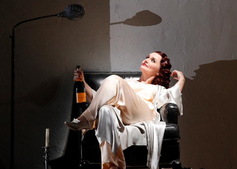 Opera Australia Partenope, Emma Matthews