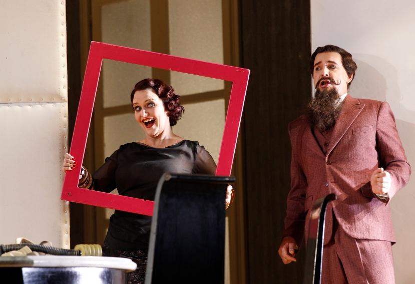 Opera Australia Partenope Matthews, Anderson