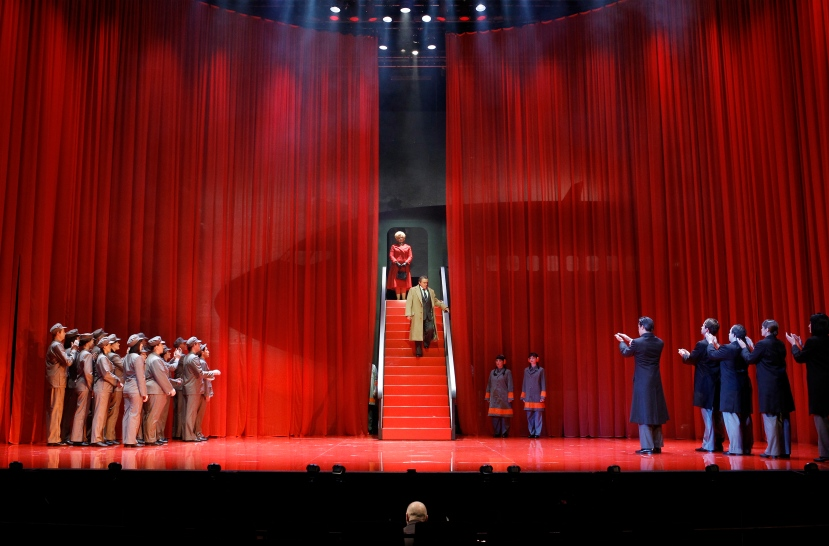 Victorian Opera NIXON IN CHINA