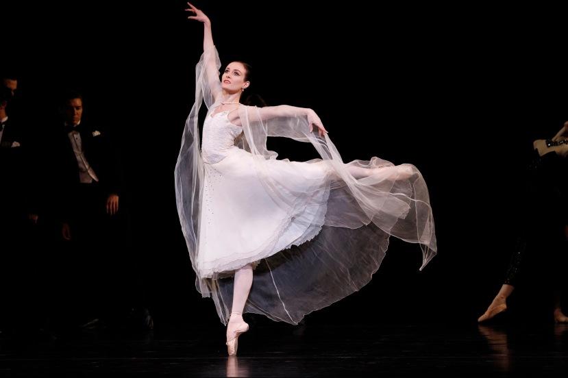 Amber Scott, Australian Ballet Graeme Murphy's Swan Lake