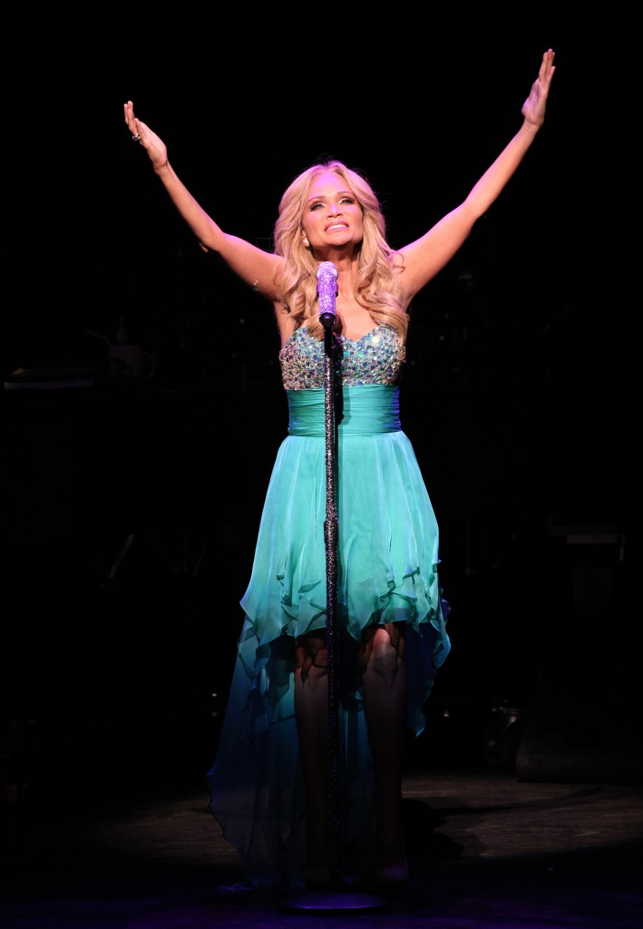 USA: Kristin Chenoweth World Tour  Performance