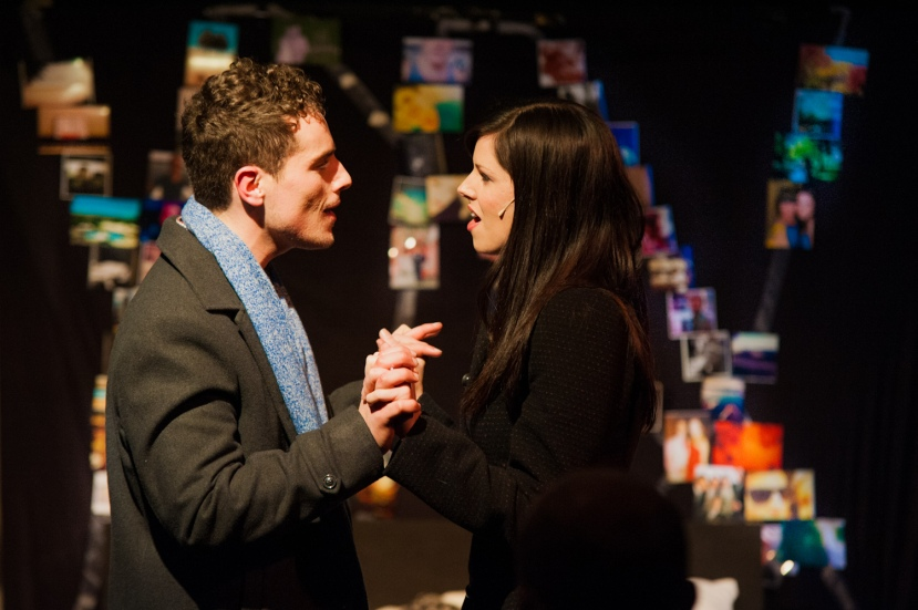 The Last Five Years_Tall Trees Productions_Luigi Lucente, Angela Harding