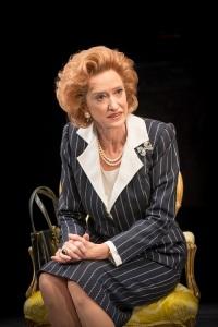 THE AUDIENCE Haydn Gwynne as Margaret Thatcher