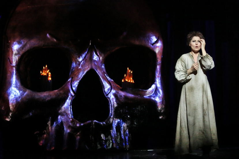 Opera Australia The Force of Destiny Sveta Vassileva as Leonora