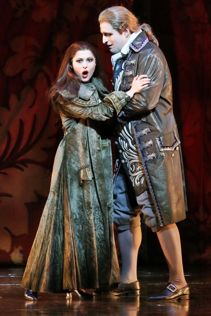 Opera Australia The Force of Destiny Sveta Vassileva, Riccardo Massi