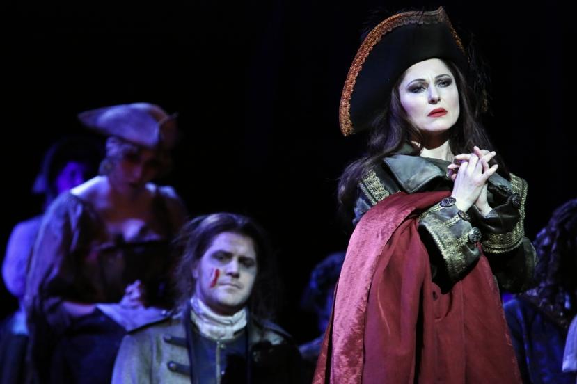 Opera Australia The Force of Destiny Sveta Vassileva