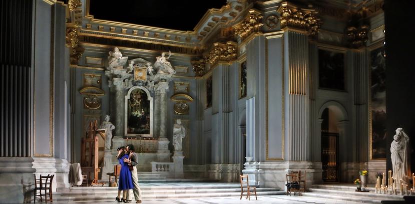 Opera Australia Tosca 2013 Alexia Voulgaridou, Yonghoo Lee