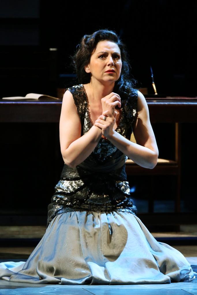Opera Australia Tosca 2013 Alexia Voulgaridou