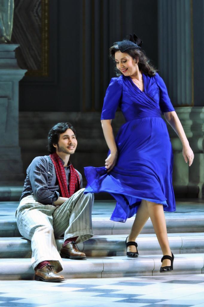 Opera Australia Tosca 2013 Yonghoon Lee, Alexia Voulgaridou