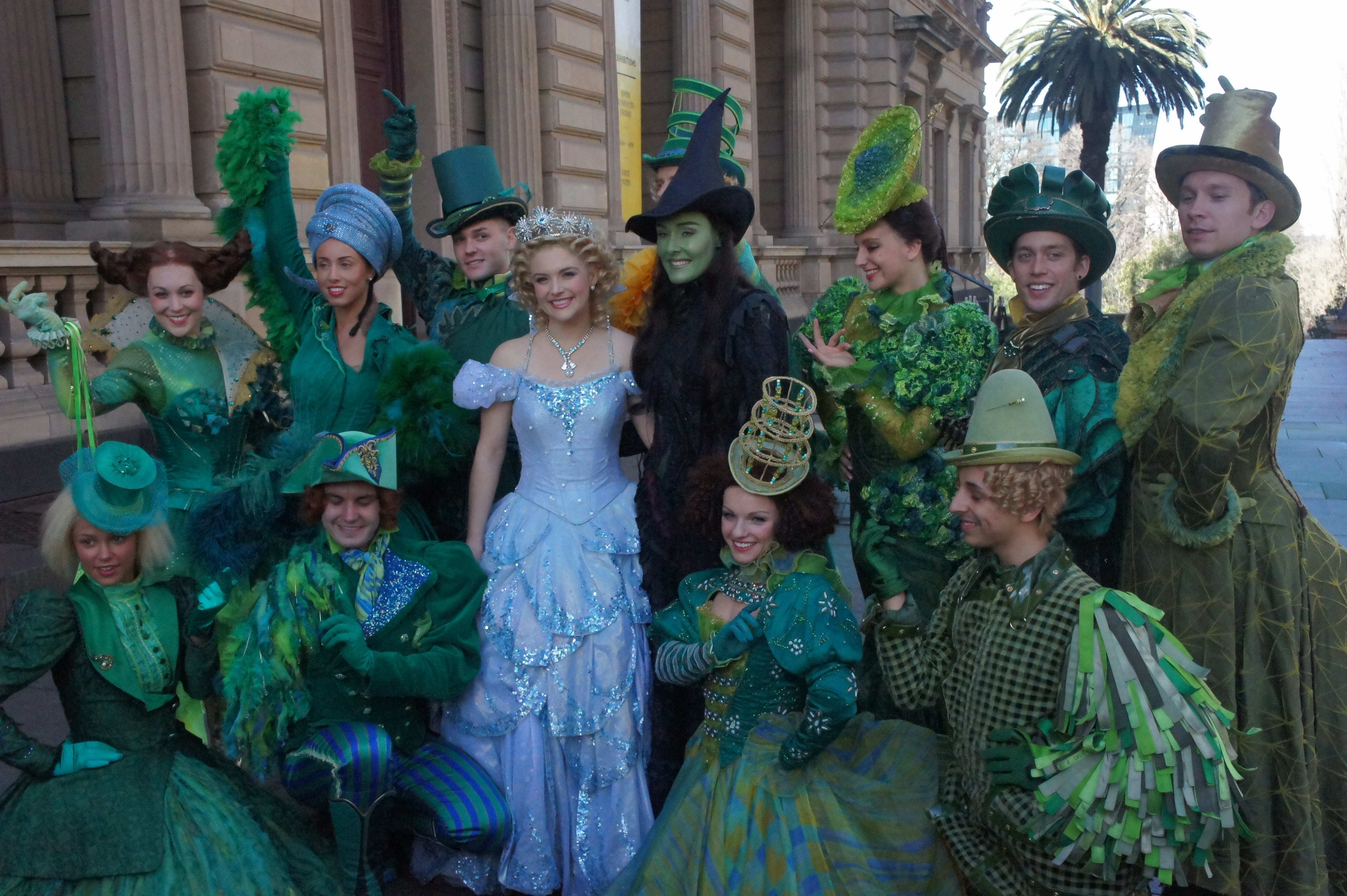 wicked play cast list