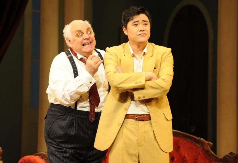 Don Pasquale Opera Australia Conal Coad, Ji-Min Park