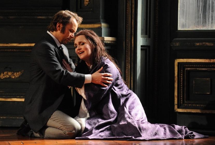 La Traviata Opera Australia Arnold Rutkowski with Emma Matthews