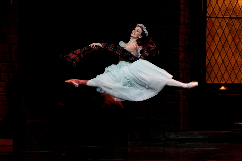 Madeleine Eastoe, The Australian Ballet, La Sylphide 2013