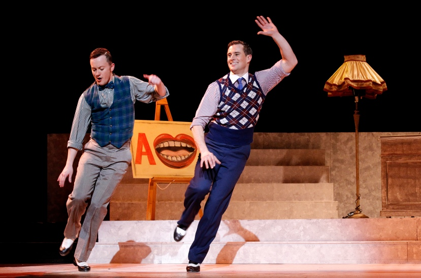 Singin in the Rain, The Production Company, Matt Lee, Rohan Browne