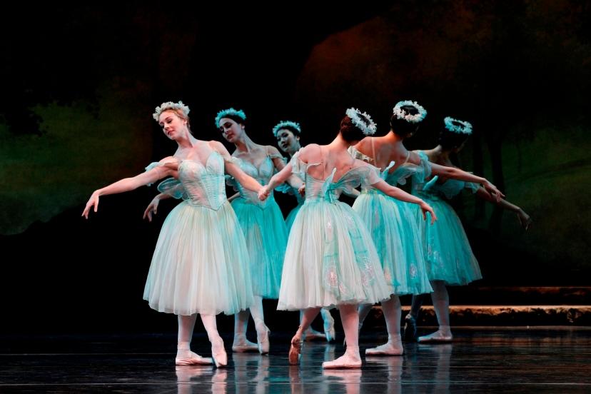 The Australian Ballet, La Sylphide 2013
