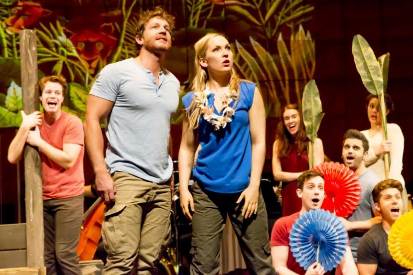Children of Eden, Magnormos, Melbourne, David Harris, Laura Fitzpatrick