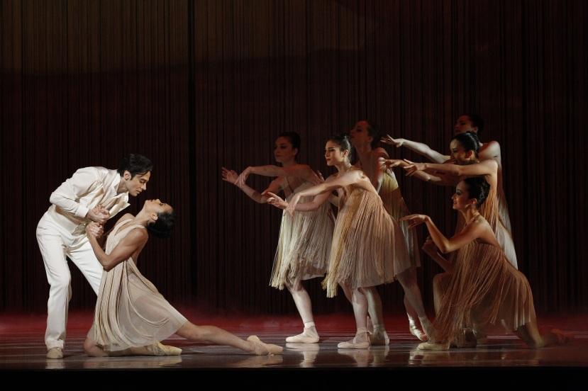 Daniel Gaudiello, Leanne Stojmenov, The Australian Ballet Cinderella, 2013