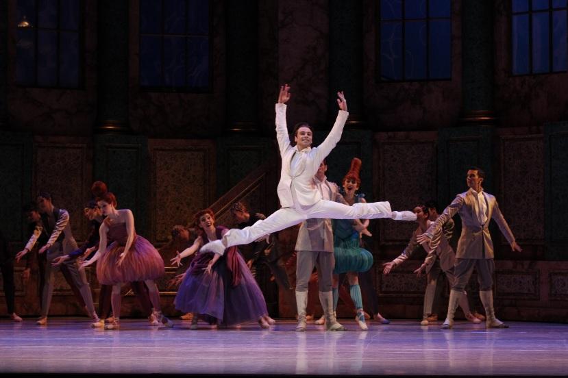 Daniel Gaudiello, The Australian Ballet Cinderella 2013