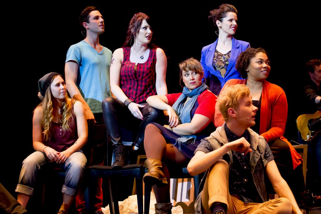 godspell review Blessed indeed godspell has annointed a new group of broadway stars, and we are the richer for it review by mark kennedy from associated press.